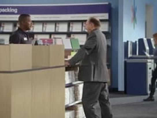 FedEx Film Ad -  The Offer