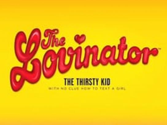 MER Film Ad -  The Lovinator, The thirsty kid