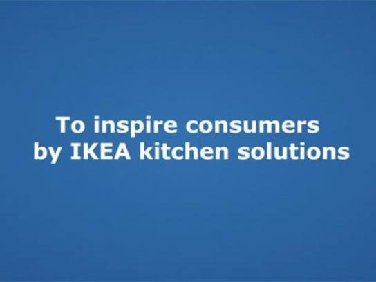 IKEA Digital Ad -  Change you view in the kitchen