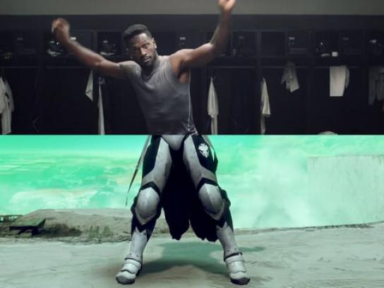 Destiny Film Ad - Dance