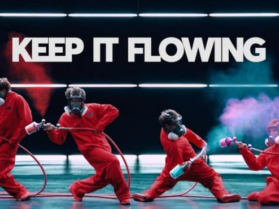 3M Film Ad - Keep It Flowing