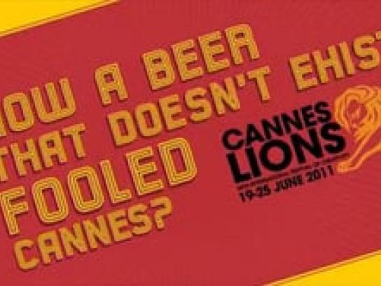 Festival El Ojo Film Ad -  How a Beer That Doesn't Exist Fooled Cannes