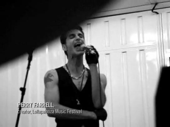 Dobel Tequila Film Ad -  Perry Farrell/Not What you Do