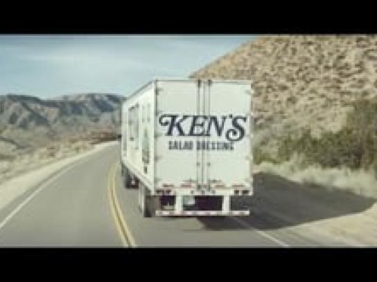 Ken's Salad Dressing Film Ad -  Heist