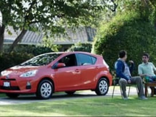 Toyota Film Ad -  Believe