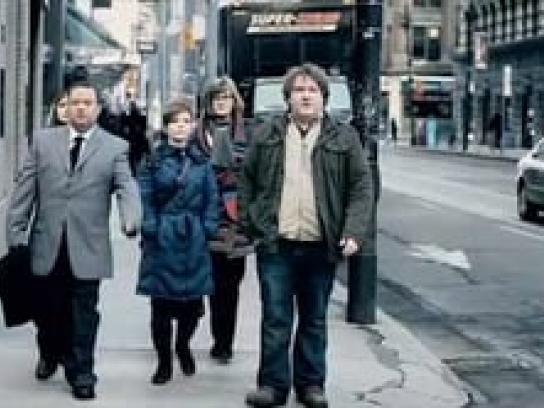 Canadian Film Festival Film Ad -  Taxi