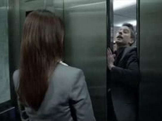 Canadian Film Festival Film Ad -  Elevator