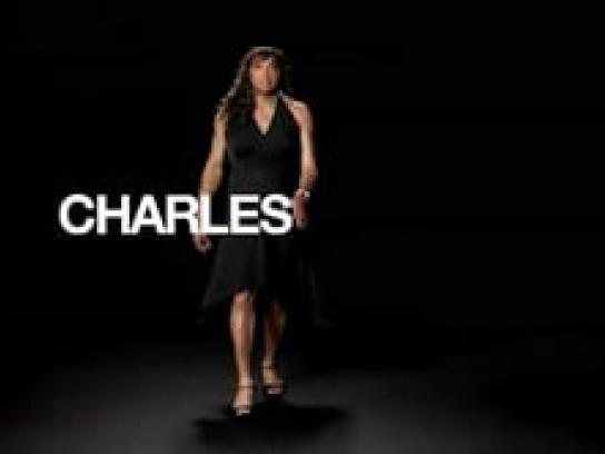 Weight Watchers Film Ad -  Lady Charles