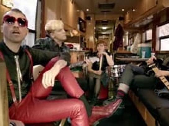 Buick Film Ad -  Tour Bus