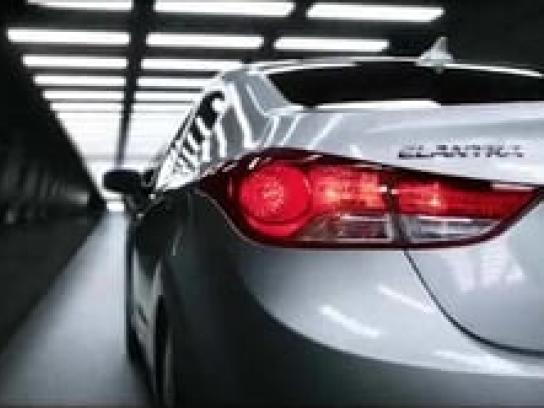 Hyundai Film Ad -  Engineering Where You Need It, Elantra