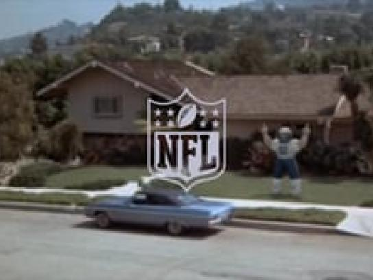 NFL Film Ad -  American Family