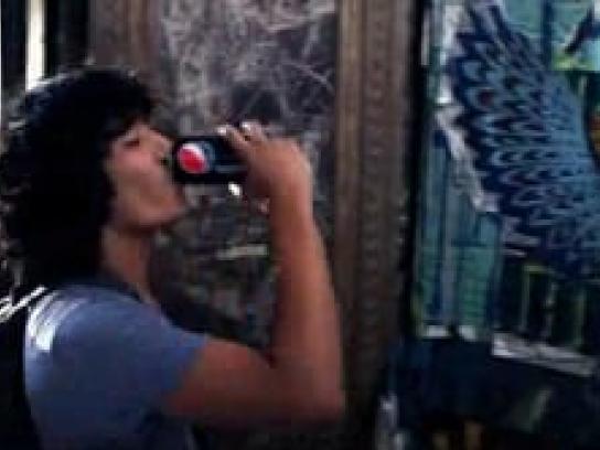 Pepsi Film Ad -  Graffiti