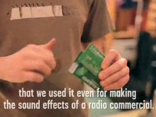 S-Bank Film Ad -  The card as an instrument