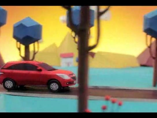 Chevrolet Film Ad -  Paper World