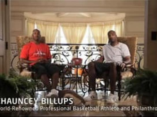 Chauncey Billups Elite Basketball Academy Film Ad -  Gluten Free