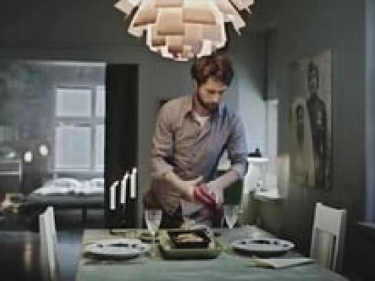 Atria Film Ad -  Dinner