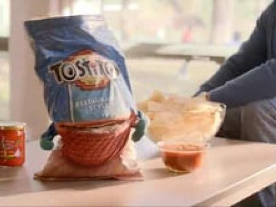 Tostitos Film Ad -  Life of the Football Party