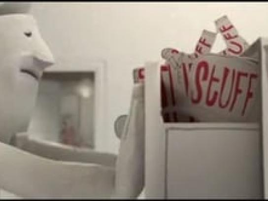 Red Cross Film Ad -  Stuff