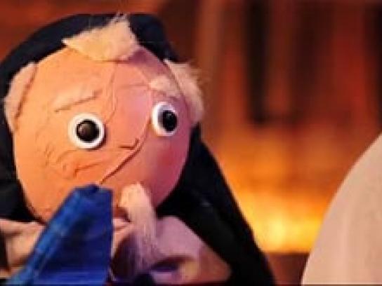 Shift My Gift Film Ad -  Nativity Story