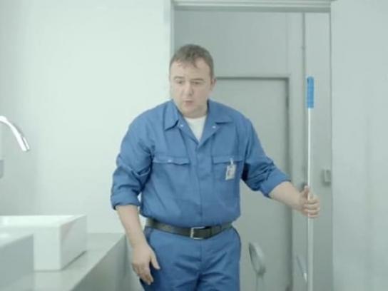Volkswagen Film Ad -  Astronaut