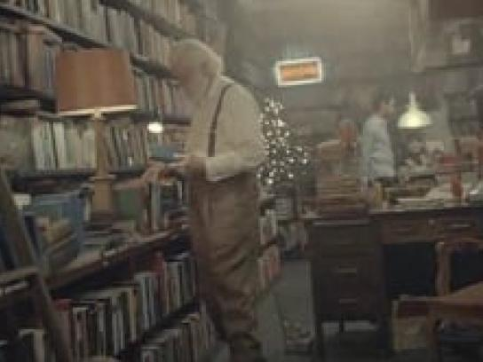 Norte Film Ad -  Bookseller