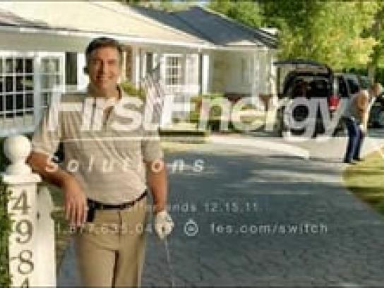 FirstEnergy Film Ad -  Golfer