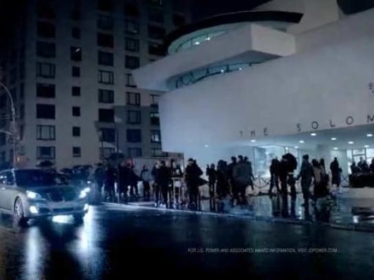 Hyundai Film Ad -  Valet Parking