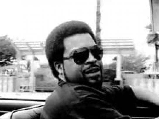 Pacific Standard Time Film Ad -  Ice Cube on Eames