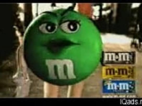 M&M's Film Ad -  Streetwalk