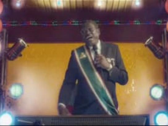 Nando's Film Ad -  Last dictator standing