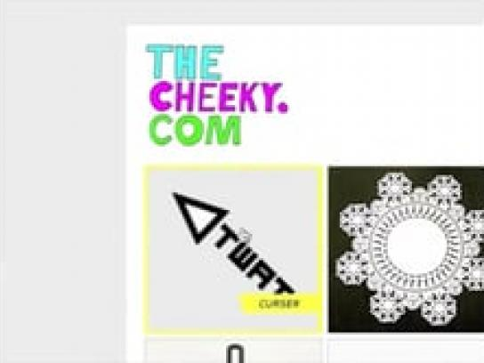 TheCheeky.com Digital Ad -  Andy's independent app review