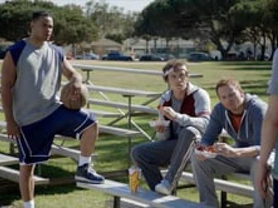 Hardee's Film Ad -  Basketball