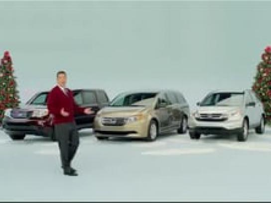 Honda Film Ad -  Happy Honda Days, Elves