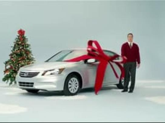 Honda Film Ad -  Happy Honda Days, Car gift