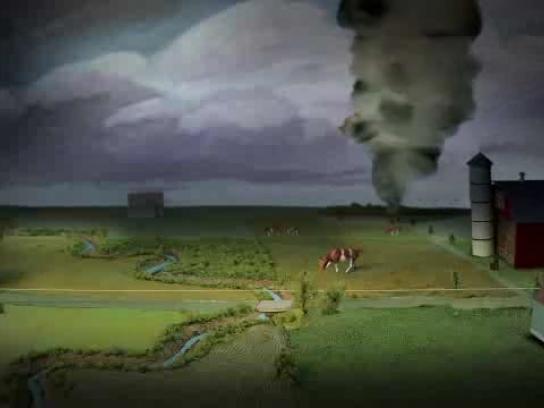 Oreo Film Ad -  Tornado