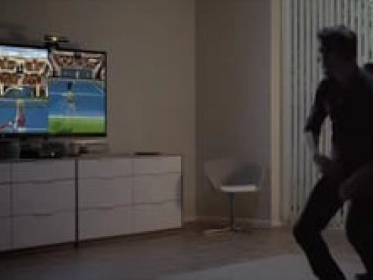 Xbox Film Ad -  The Kinect Effect