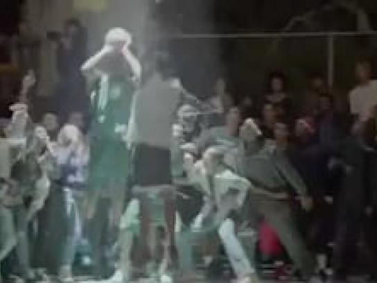 Nike Film Ad -  Spotlight