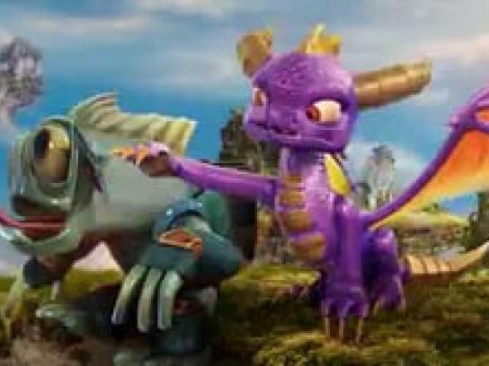 Skylanders Film Ad -  Spyro's Adventure