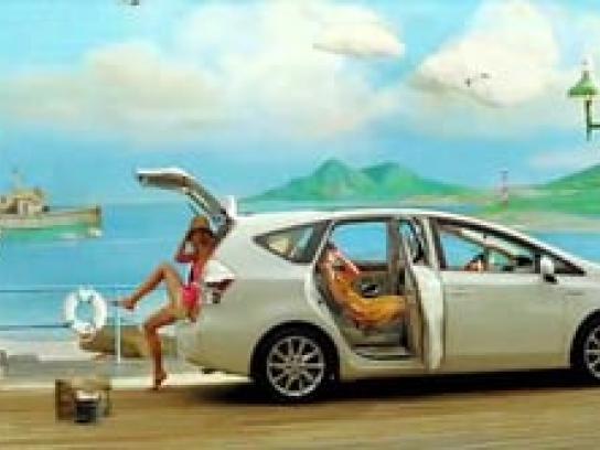 Toyota Film Ad -  More efficient