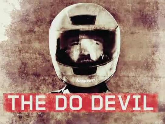 Lenovo Film Ad -  Do Devil, Dirtbike