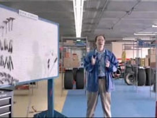 Nascar Film Ad -   Video