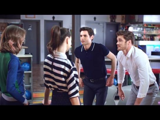 Ricochet Film Ad - Meetings Between Passionate People