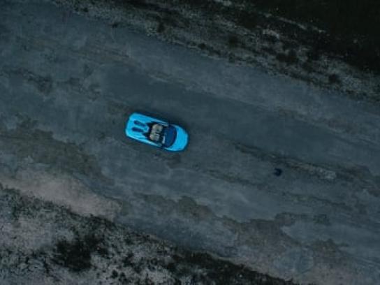 Lamborghini Film Ad - Aventador S Roadster