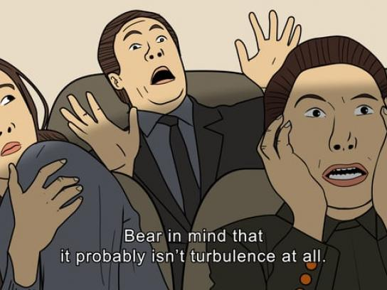 EasyJet Film Ad - Turbulence