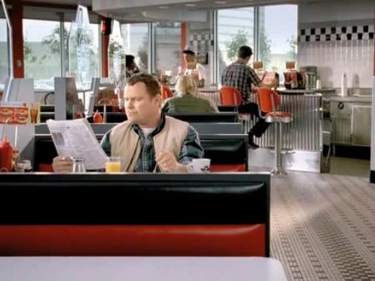 Steak ''n Shake Film Ad -  Tear