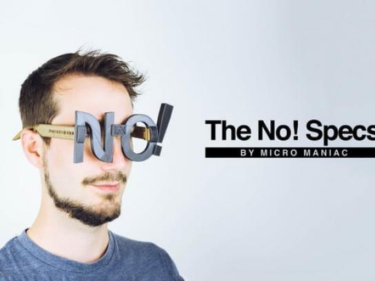The No! Specs