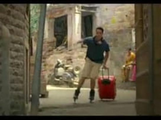 American Tourister Film Ad -  India