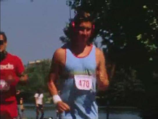 Jarritos Film Ad -  Marathon