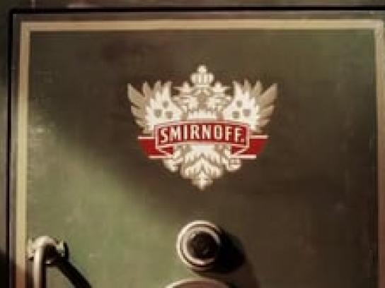 Smirnoff Film Ad -  Melt