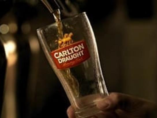 Carlton Film Ad -  Slow Mo